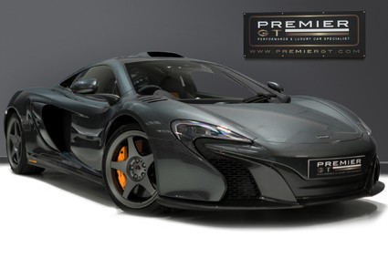 McLaren 650S LE MANS EDITION. 3.8 TWIN-TURBO V8. 1 OF 50. VERY LOW MILEAGE. NOSE LIFT