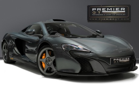McLaren 650S LE MANS EDITION. 3.8 TWIN-TURBO V8. 1 OF 50. VERY LOW MILEAGE. NOSE LIFT 1
