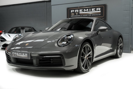 Porsche 911 CARRERA S PDK. SPORTS CHRONO PACKAGE. SPORTS EXHAUST. BOSE SOUND SYSTEM. 3