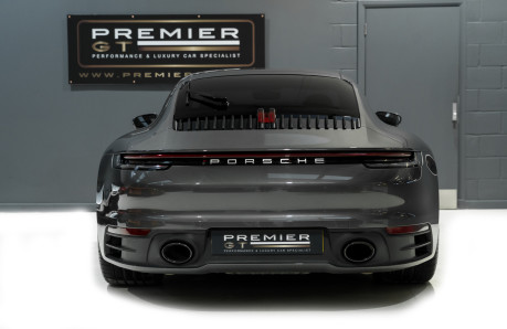Porsche 911 CARRERA S PDK. SPORTS CHRONO PACKAGE. SPORTS EXHAUST. BOSE SOUND SYSTEM. 7
