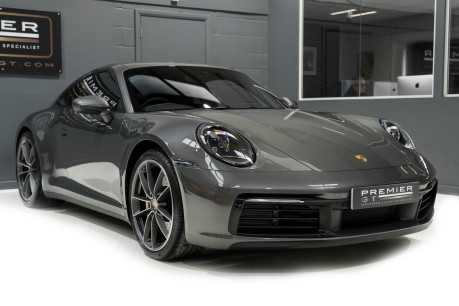 Porsche 911 CARRERA S PDK. SPORTS CHRONO PACKAGE. SPORTS EXHAUST. BOSE SOUND SYSTEM. 27