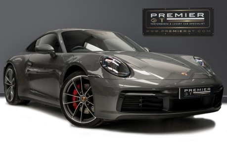 Porsche 911 CARRERA S PDK. SPORTS CHRONO PACKAGE. SPORTS EXHAUST. BOSE SOUND SYSTEM. 1