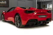 Ferrari 488 SPIDER. CARBON EXT & INT PACKS. PASSENGER DISPLAY. FRONT LIFT. REAR CAMERA. 6