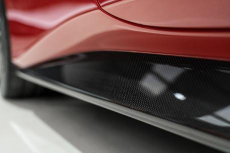 Ferrari 488 SPIDER. CARBON EXT & INT PACKS. PASSENGER DISPLAY. FRONT LIFT. REAR CAMERA. 19