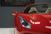 Ferrari 488 SPIDER. CARBON EXT & INT PACKS. PASSENGER DISPLAY. FRONT LIFT. REAR CAMERA. 25