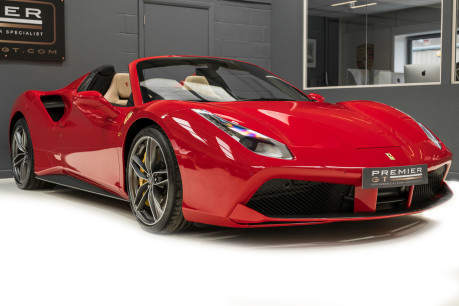 Ferrari 488 SPIDER. NOW SOLD. SIMILAR REQUIRED PLEASE CALL 01903 254 800 28