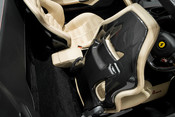 Ferrari 488 SPIDER. CARBON EXT & INT PACKS. PASSENGER DISPLAY. FRONT LIFT. REAR CAMERA. 38