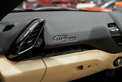 Ferrari 488 SPIDER. CARBON EXT & INT PACKS. PASSENGER DISPLAY. FRONT LIFT. REAR CAMERA. 42
