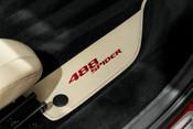 Ferrari 488 SPIDER. CARBON EXT & INT PACKS. PASSENGER DISPLAY. FRONT LIFT. REAR CAMERA. 44