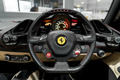 Ferrari 488 SPIDER. CARBON EXT & INT PACKS. PASSENGER DISPLAY. FRONT LIFT. REAR CAMERA. 46