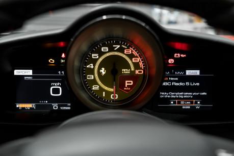 Ferrari 488 SPIDER. CARBON EXT & INT PACKS. PASSENGER DISPLAY. FRONT LIFT. REAR CAMERA. 48