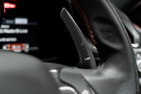 Ferrari 488 SPIDER. CARBON EXT & INT PACKS. PASSENGER DISPLAY. FRONT LIFT. REAR CAMERA. 50