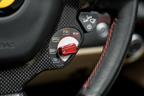 Ferrari 488 SPIDER. CARBON EXT & INT PACKS. PASSENGER DISPLAY. FRONT LIFT. REAR CAMERA. 53
