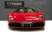 Ferrari 488 SPIDER. CARBON EXT & INT PACKS. PASSENGER DISPLAY. FRONT LIFT. REAR CAMERA. 2