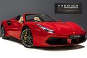Ferrari 488 SPIDER. CARBON EXT & INT PACKS. PASSENGER DISPLAY. FRONT LIFT. REAR CAMERA.