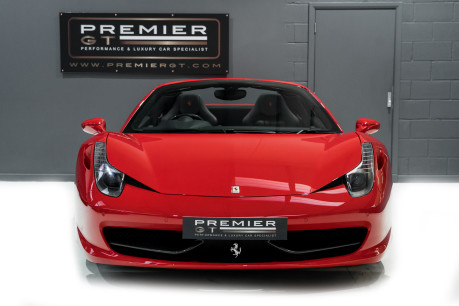 Ferrari 458 SPIDER. NOW SOLD, SIMILAR REQUIRED. PLEASE CALL 01903 254800 2