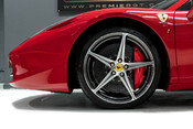 Ferrari 458 SPIDER. NOW SOLD, SIMILAR REQUIRED. PLEASE CALL 01903 254800 6