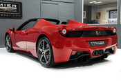 Ferrari 458 SPIDER. NOW SOLD, SIMILAR REQUIRED. PLEASE CALL 01903 254800 7