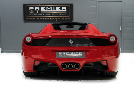Ferrari 458 SPIDER. NOW SOLD, SIMILAR REQUIRED. PLEASE CALL 01903 254800 8