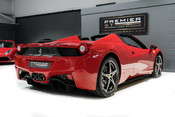 Ferrari 458 SPIDER. NOW SOLD, SIMILAR REQUIRED. PLEASE CALL 01903 254800 9