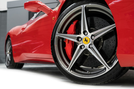 Ferrari 458 SPIDER. NOW SOLD, SIMILAR REQUIRED. PLEASE CALL 01903 254800 23
