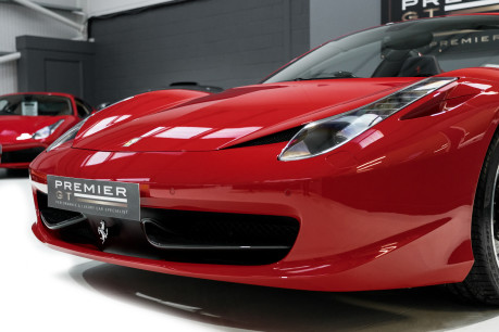 Ferrari 458 SPIDER. NOW SOLD, SIMILAR REQUIRED. PLEASE CALL 01903 254800 30