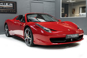 Ferrari 458 SPIDER. NOW SOLD, SIMILAR REQUIRED. PLEASE CALL 01903 254800 32