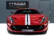 Ferrari 812 Superfast 6.5 V12. CARBON FIBRE DRIVER ZONE WITH LEDS. PASSENGER DISPLAY. FULL PPF. 2