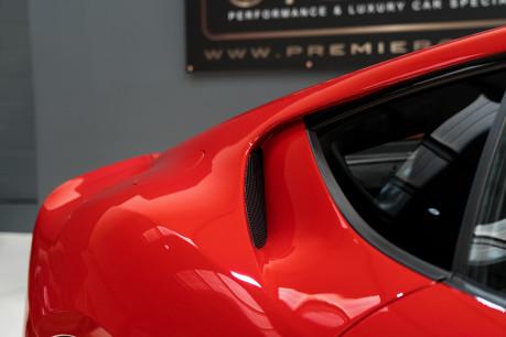 Ferrari 812 Superfast 6.5 V12. CARBON FIBRE DRIVER ZONE WITH LEDS. PASSENGER DISPLAY. FULL PPF. 15