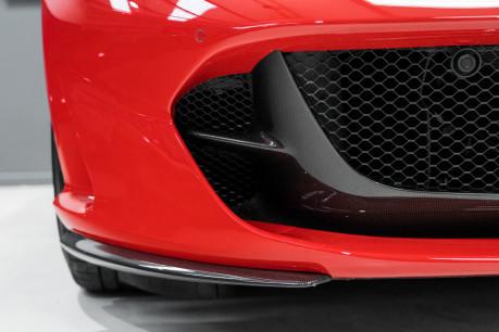 Ferrari 812 Superfast 6.5 V12. CARBON FIBRE DRIVER ZONE WITH LEDS. PASSENGER DISPLAY. FULL PPF. 24