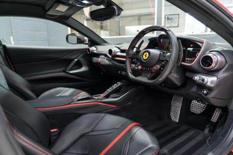 Ferrari 812 Superfast 6.5 V12. CARBON FIBRE DRIVER ZONE WITH LEDS. PASSENGER DISPLAY. FULL PPF. 34