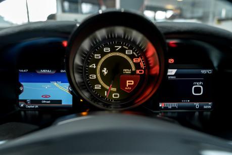 Ferrari 812 Superfast 6.5 V12. CARBON FIBRE DRIVER ZONE WITH LEDS. PASSENGER DISPLAY. FULL PPF. 44