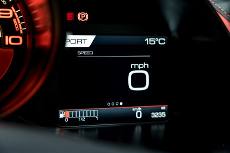 Ferrari 812 Superfast 6.5 V12. CARBON FIBRE DRIVER ZONE WITH LEDS. PASSENGER DISPLAY. FULL PPF. 47