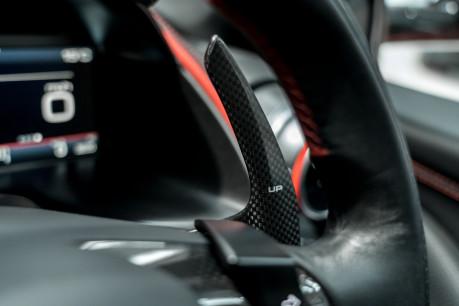 Ferrari 812 Superfast 6.5 V12. CARBON FIBRE DRIVER ZONE WITH LEDS. PASSENGER DISPLAY. FULL PPF. 50