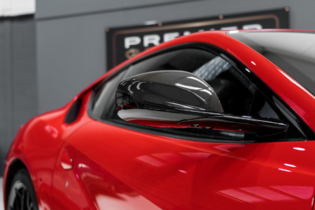 Ferrari 812 Superfast 6.5 V12. CARBON FIBRE DRIVER ZONE WITH LEDS. PASSENGER DISPLAY. FULL PPF. 5