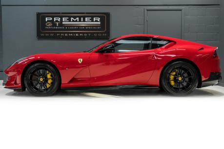 Ferrari 812 Superfast 6.5 V12. CARBON FIBRE DRIVER ZONE WITH LEDS. PASSENGER DISPLAY. FULL PPF. 6
