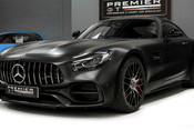 Mercedes-Benz Amg GT GT C EDITION 50. PREMIUM PACKAGE. AMG DYNAMIC PLUS PACKAGE. LTD EDITION. 3