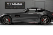 Mercedes-Benz Amg GT GT C EDITION 50. PREMIUM PACKAGE. AMG DYNAMIC PLUS PACKAGE. LTD EDITION. 4