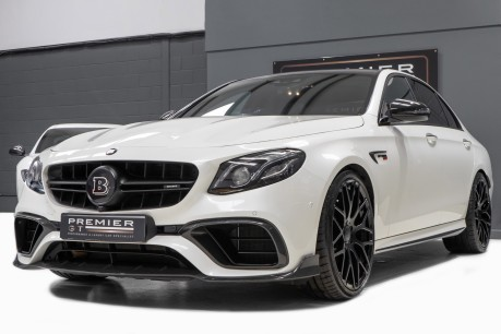 Mercedes-Benz E Class AMG E 63 S 4MATIC. BRABUS 700. NOW SOLD. SIMILAR CARS REQUIRED. CALL US NOW 3