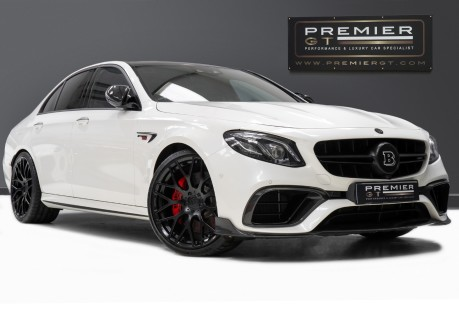 Mercedes-Benz E Class AMG E 63 S 4MATIC. BRABUS 700. NOW SOLD. SIMILAR CARS REQUIRED. CALL US NOW 1