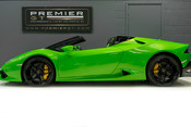 Lamborghini Huracan SPYDER. 5.2 V10. NOW SOLD, SIMILAR REQUIRED. PLEASE CALL 01903 254 800 4