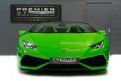 Lamborghini Huracan SPYDER. 5.2 V10. NOW SOLD, SIMILAR REQUIRED. PLEASE CALL 01903 254 800 2
