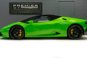 Lamborghini Huracan SPYDER. 5.2 V10. NOW SOLD, SIMILAR REQUIRED. PLEASE CALL 01903 254 800 5