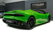 Lamborghini Huracan SPYDER. 5.2 V10. NOW SOLD, SIMILAR REQUIRED. PLEASE CALL 01903 254 800 8