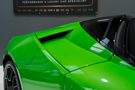 Lamborghini Huracan SPYDER. 5.2 V10. NOW SOLD, SIMILAR REQUIRED. PLEASE CALL 01903 254 800 15