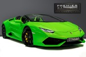 Lamborghini Huracan SPYDER. 5.2 V10. NOW SOLD, SIMILAR REQUIRED. PLEASE CALL 01903 254 800