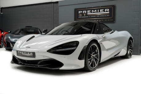 McLaren 720S PERFORMANCE. NOW SOLD, SIMILAR REQUIRED. PLEASE CALL 01903 254800 4