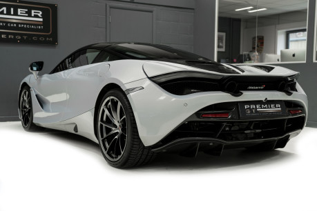 McLaren 720S PERFORMANCE. NOW SOLD, SIMILAR REQUIRED. PLEASE CALL 01903 254800 7