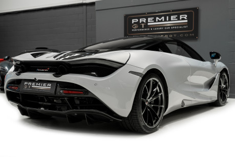 McLaren 720S PERFORMANCE. NOW SOLD, SIMILAR REQUIRED. PLEASE CALL 01903 254800 10