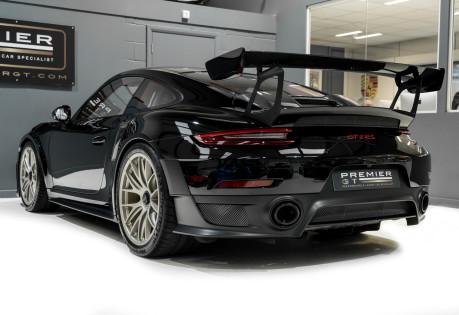 Porsche 911 GT2 RS PDK. WEISSACH + CLUBSPORT PACKS. ENORMOUS SPECIFICATION. 1 OWNER. 6